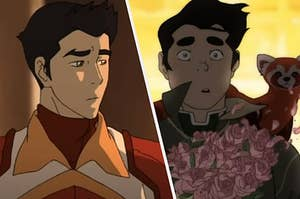 """Mako and Bolin from """"Legend of Korra"""""""