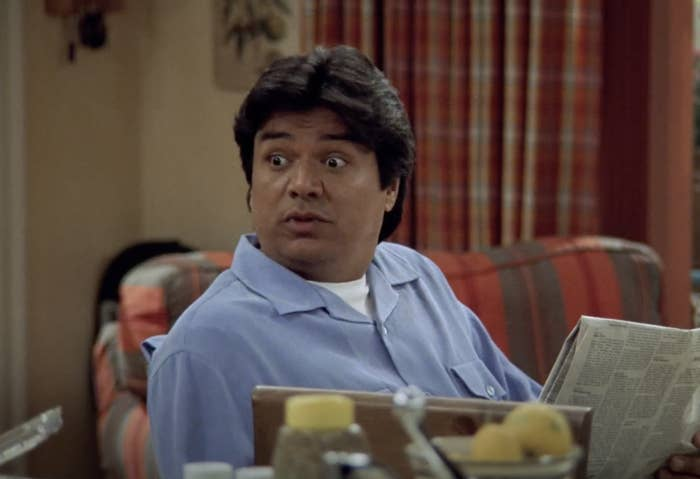 George Lopez in The George Lopez Show