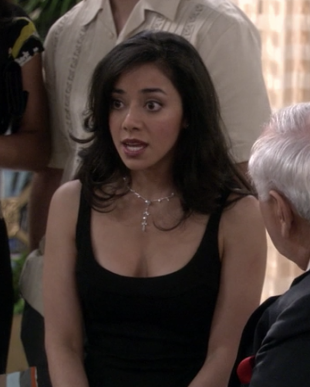 Veronica in The George Lopez Show