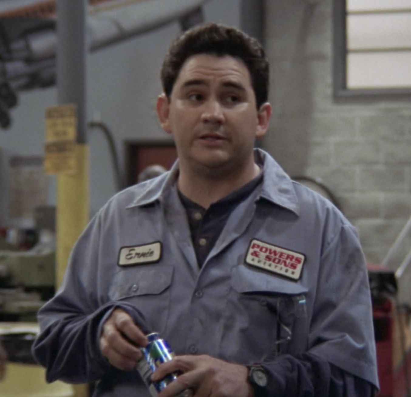 Ernie in The George Lopez Show