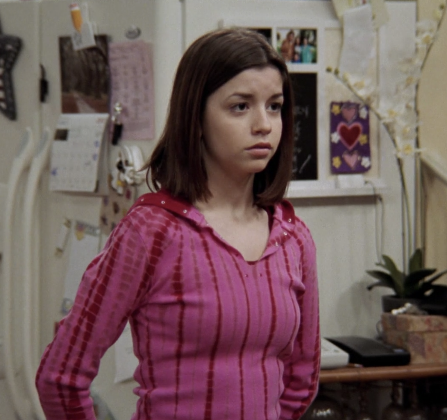 Carmen in The George Lopez Show