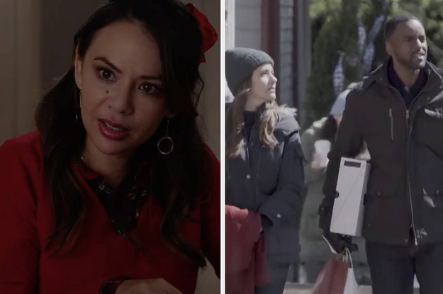 Hallmark's Christmas Movie Lineup Just Dropped And These Movies Are Merry, Indeed