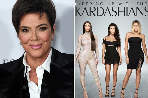 Kardashian fake porno Kris [ATTN] Reality