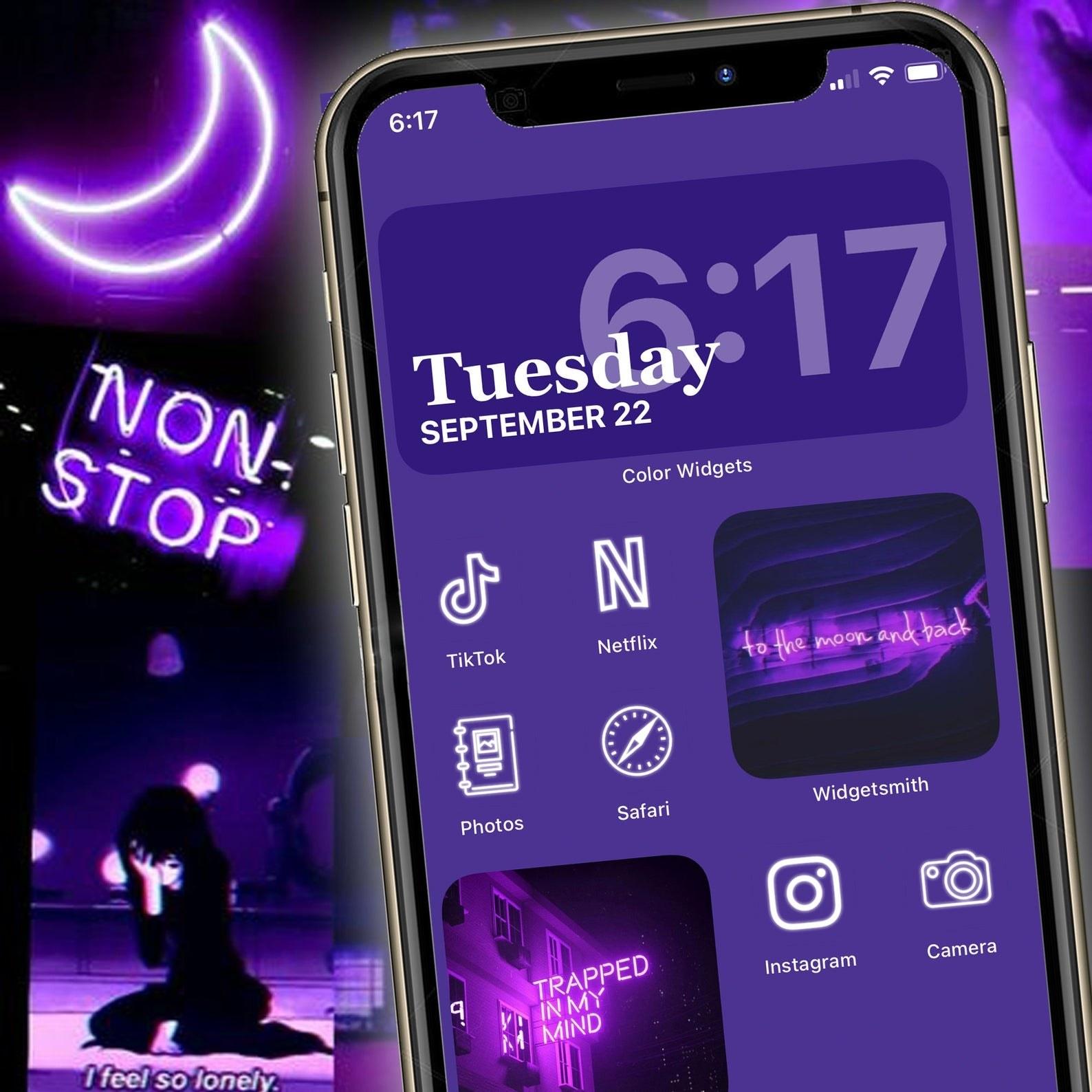 ios14 aesthetic app icon themes ios14 aesthetic app icon themes