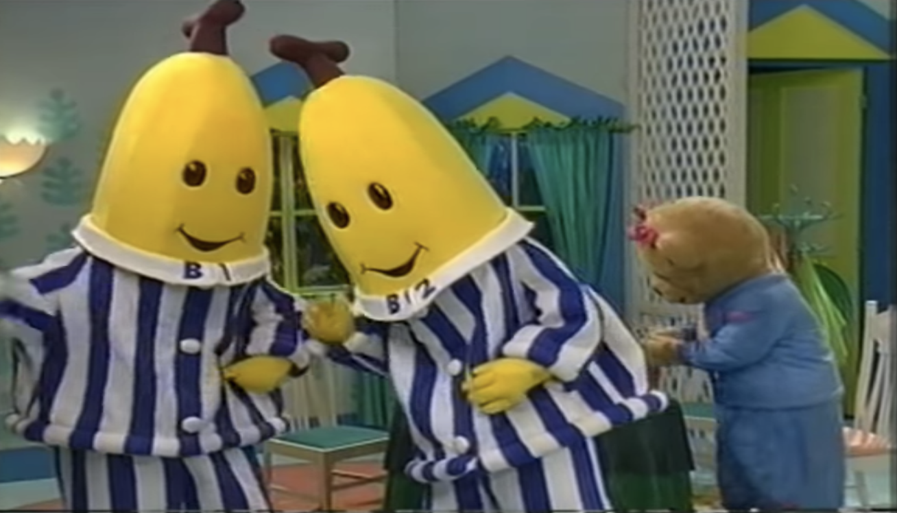 The Bananas in Pajamas