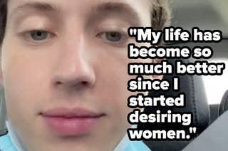 Troye Sivan desires women now
