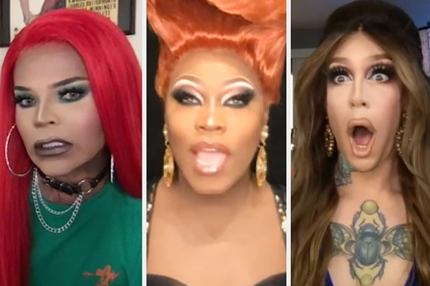 "The Queens From ""RuPaul's Drag Race: Vegas Revue"" Just Spilled So Much Tea About ""Drag Race"""