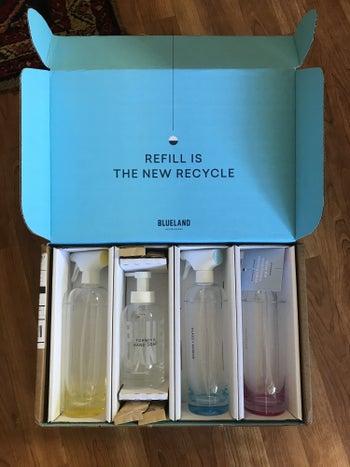 the clean essentials kit