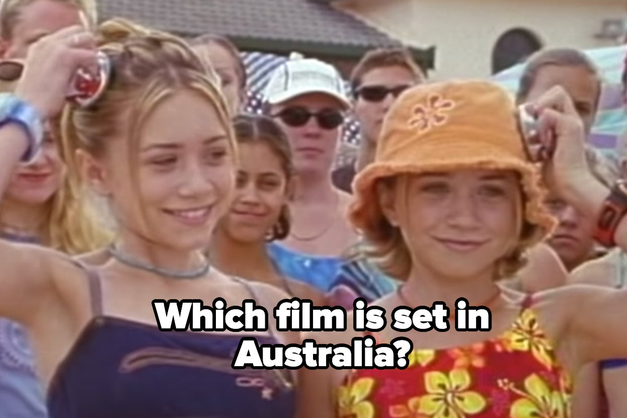 Only 2000s Girls Will Be Able To Pass This Mary-Kate And Ashley Movie Quiz
