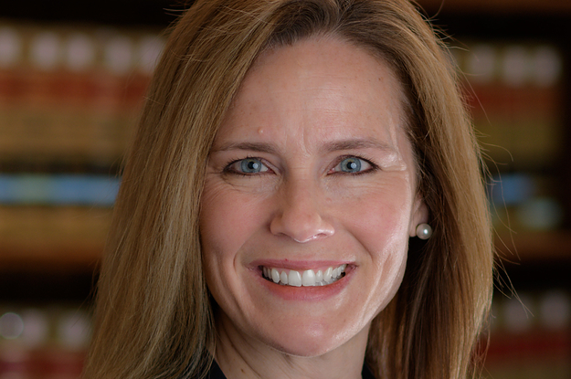 Trump Nominated Judge Amy Coney Barrett For Justice Ruth Bader Ginsburgs Seat On The Supreme Court