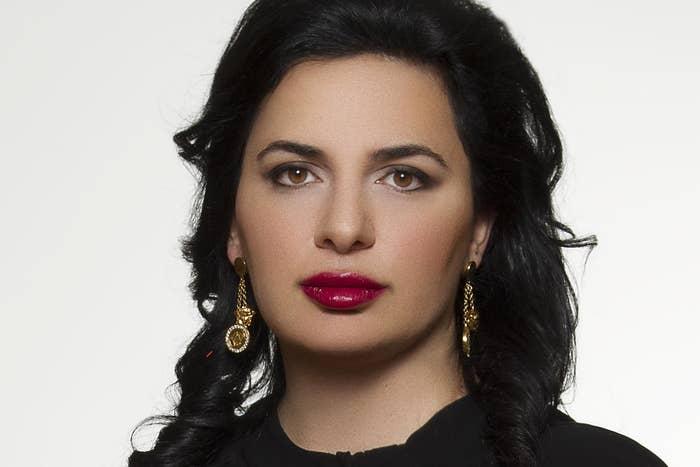 Portrait von Ruja Ignatova