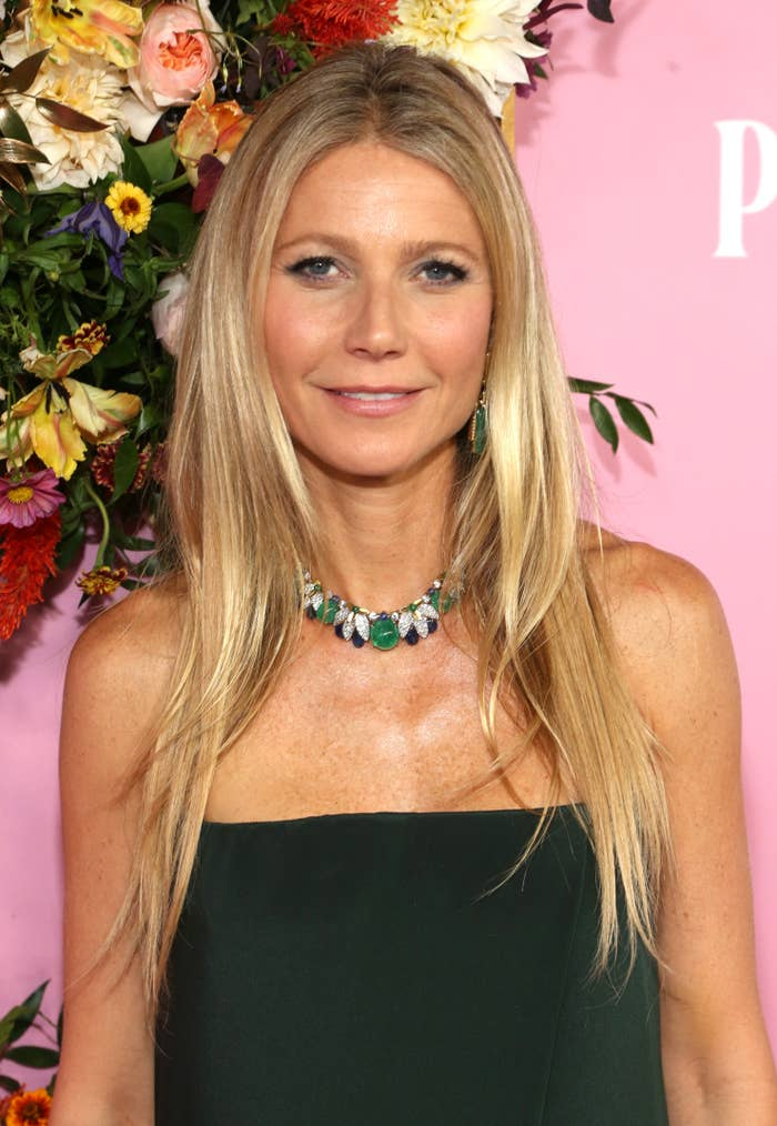 Gwyneth Paltrow menghadiri & quot; The Politician & quot;  New York Premiere