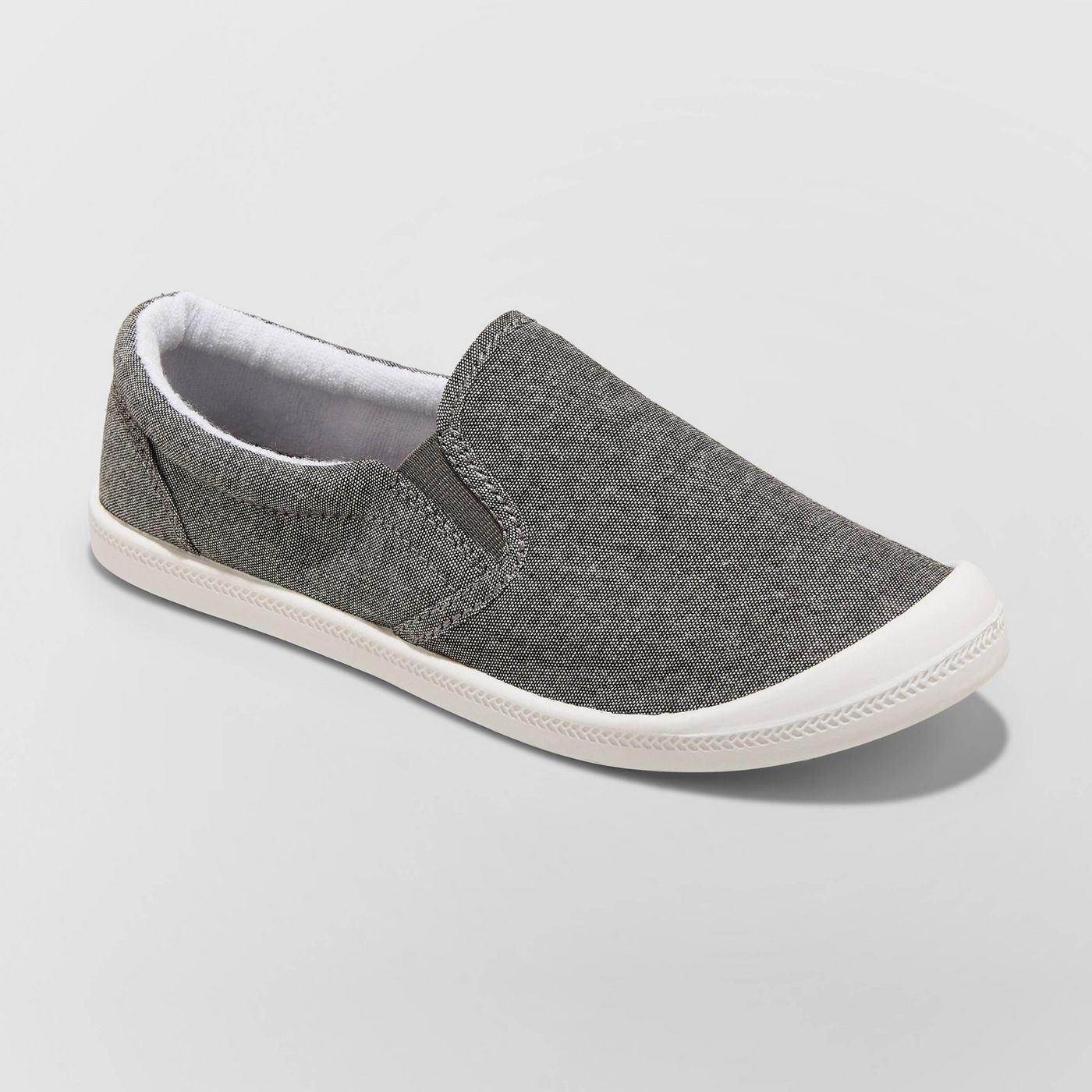 The charcoal sneaker
