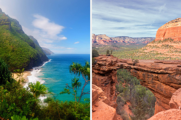 Every State In America Has Amazing Hikes — Here Are 50 Of The Best