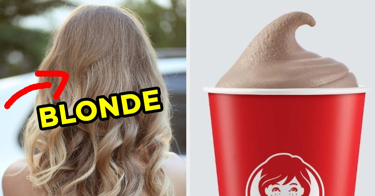 Can We Actually Guess Your Hair Color Based On The Food You Order From Wendy