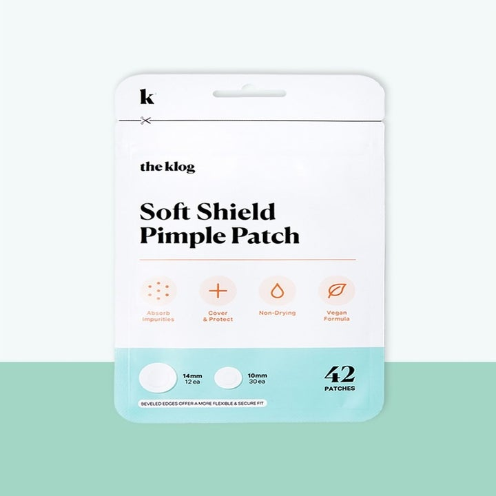 the package of pimple patches