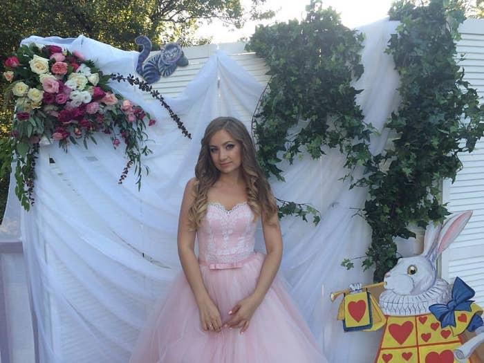 Photo of Oksana.