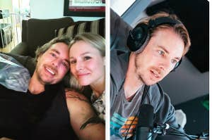 Dax Shepard shares that he's relapsed