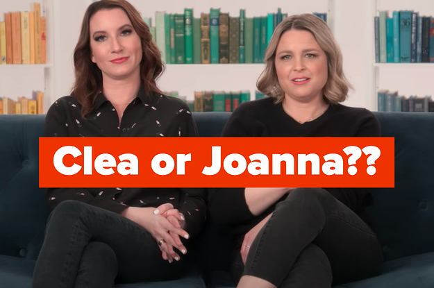 "Are You More Clea Or Joanna From ""The Home Edit""?"