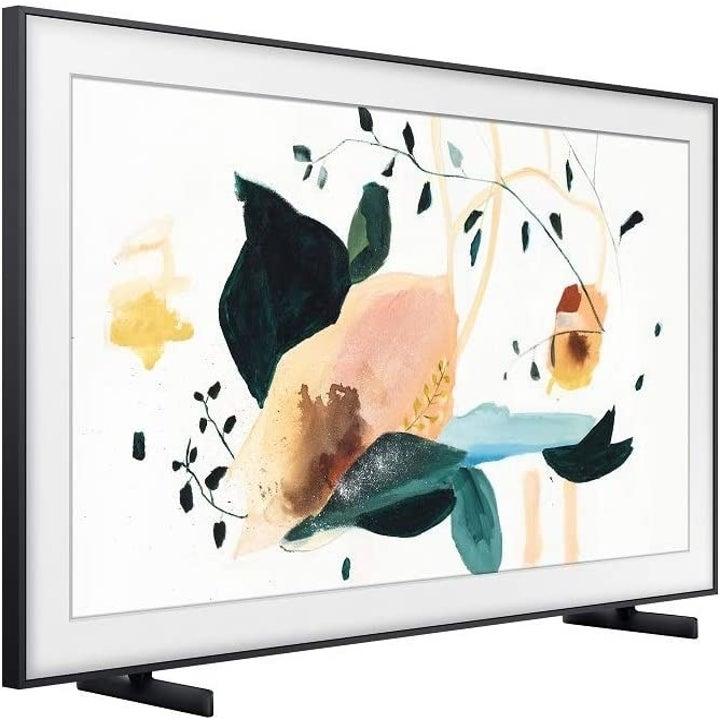 The Samsung QN55LS03TA 55-Inch 4K Ultra High Definition QLED Smart TV