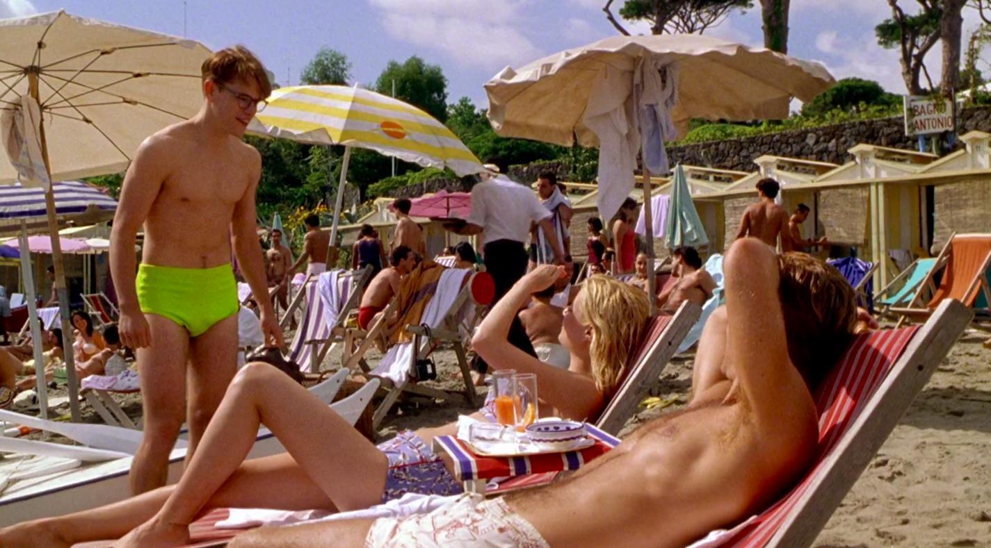 "Matt Damon, Gwyneth Paltrow, and Jude Law in ""The Talented Mr. Ripley"""