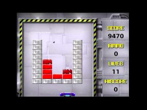 brickbreaker game