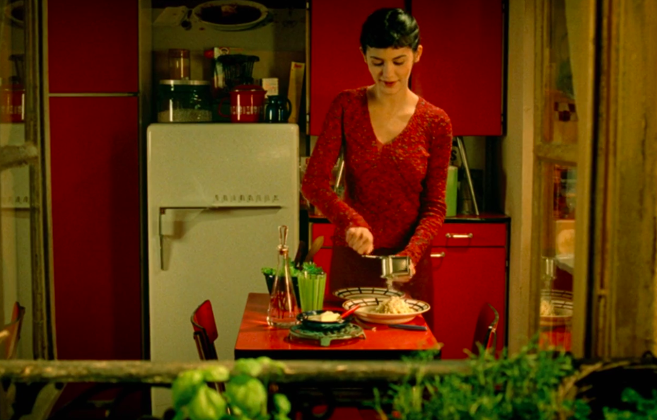 """Audrey Tautou in """"Amelie"""""""