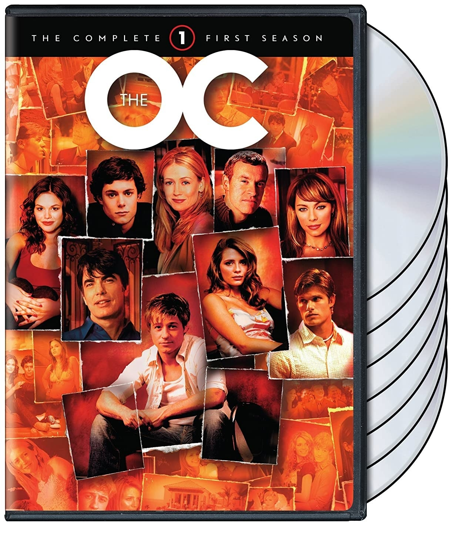 Cover for The OC Season 1 DVD