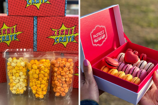 """21 Subscription Boxes For Anyone Whose Favorite Hobby Is """"Snacking"""""""