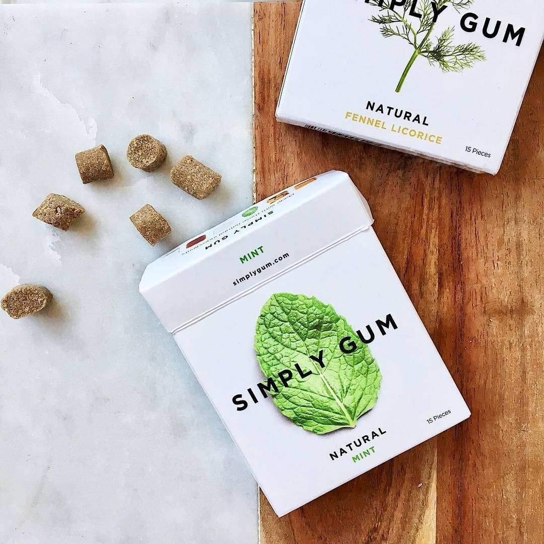 Simply Gum packet