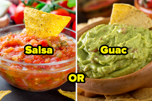 Dip Some Food In Your Favorite Sauces And We'll Guess Which Generation You Are