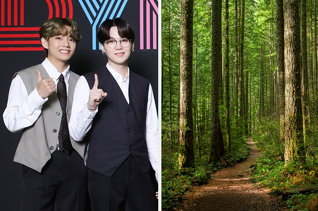 Choose Some Nature Photos And Ill Reveal Which BTS Member Is Your Soulmate