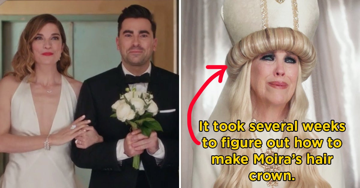 "33 ""Schitt's Creek"" Behind-The-Scenes Facts That Prove Season 6 Is A Perfect Season Of TV"