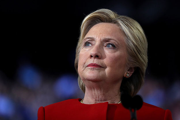 Hillary Clinton Doesn't Want An Apology. She Wants You To Vote.