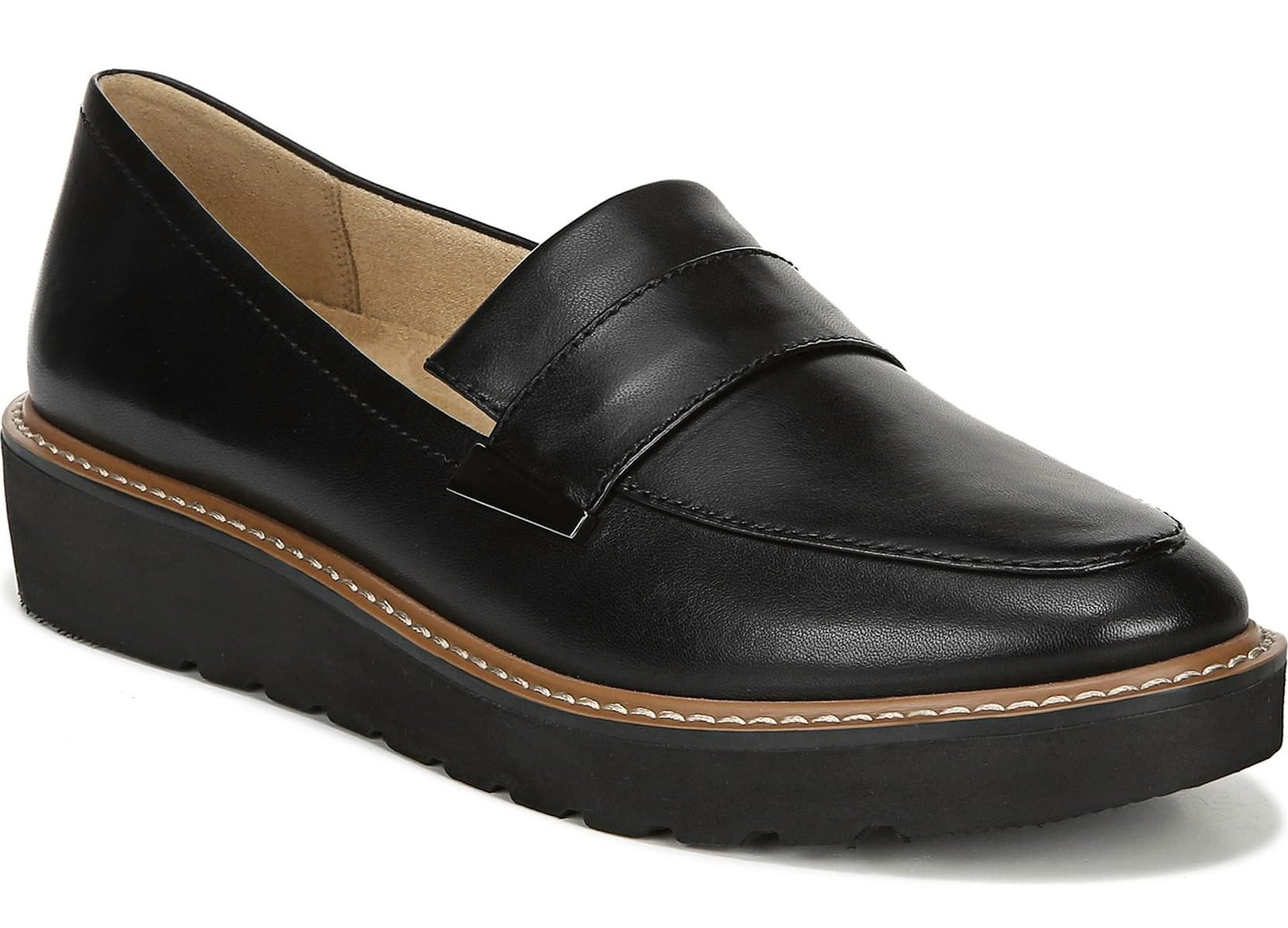 The loafers in black