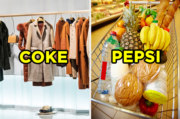 Believe It Or Not, Everyone Has A Type Of Soda That Matches Their Personality — Go On A Shopping Spree To Reveal Yours