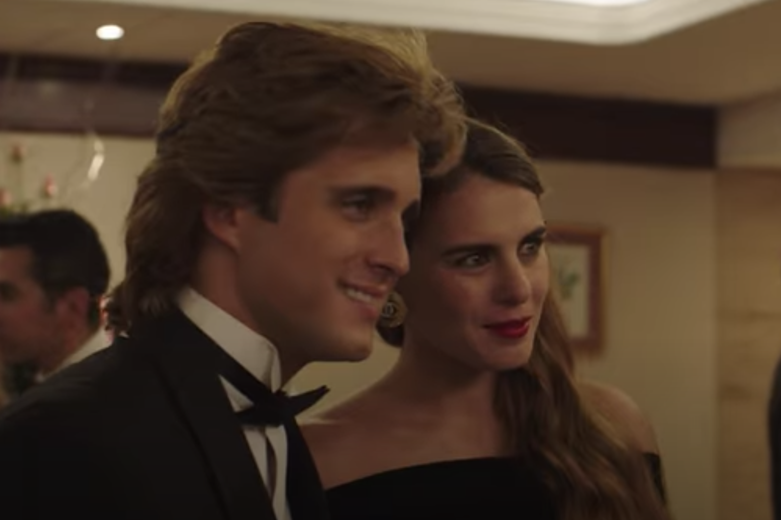 Diego Boneta as Luis Miguel