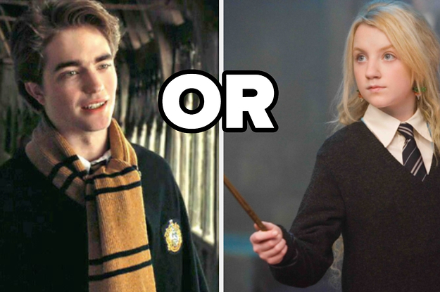 Youre Either A Ravenclaw Or A Hufflepuff — Theres No In Between