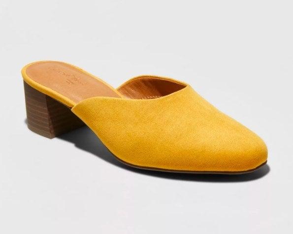 The mustard mule