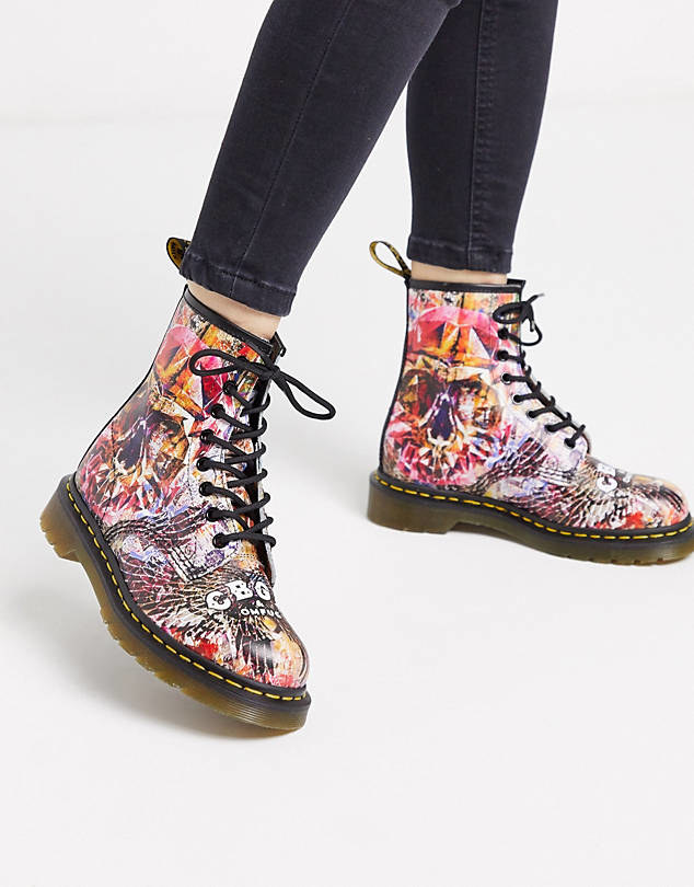 Off Selected Dr Martens Shoes At ASOS
