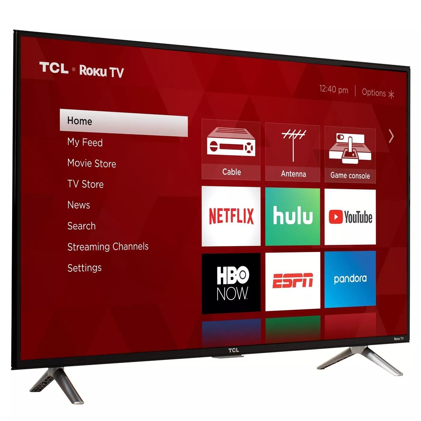The Roku TV