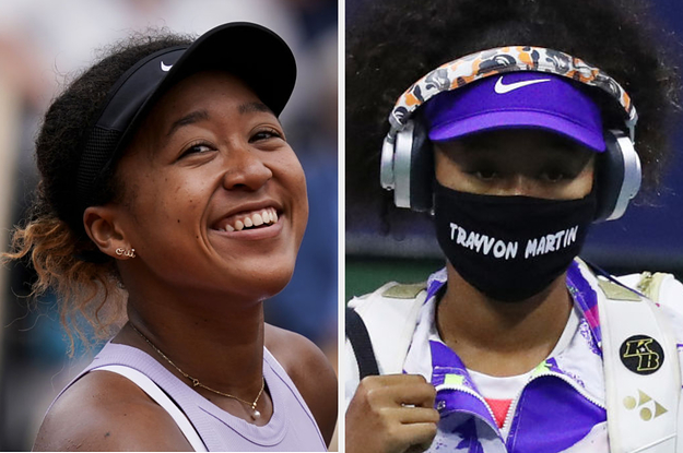 Naomi Osaka, The Highest Paid Woman Athlete In The World, Is Using Her Platform To Support Black Lives Matter