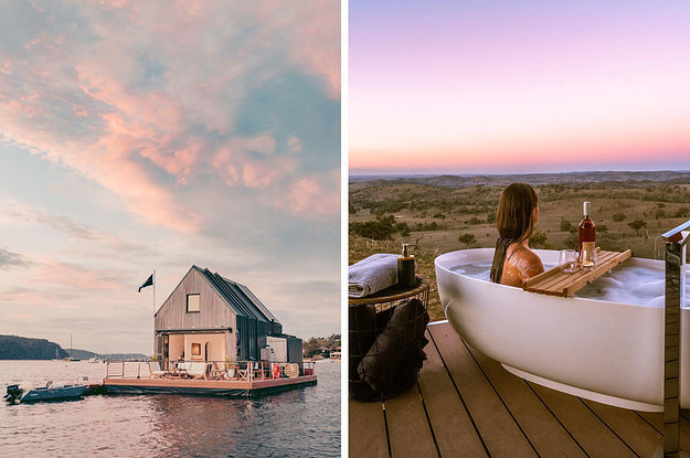 17 Of The Most Instagrammable Eco-Friendly Cabins In New South Wales