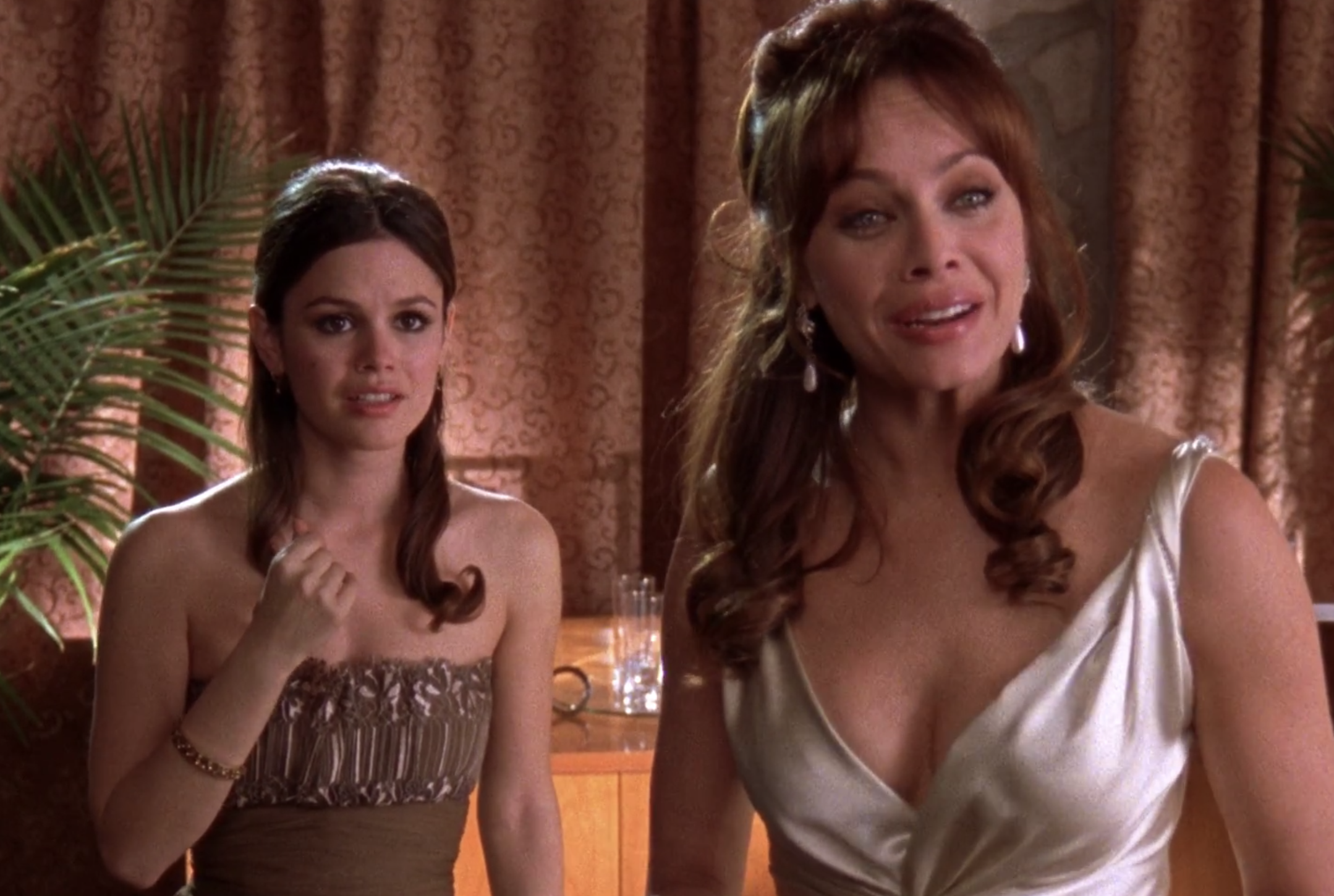 """Summer Roberts and Julie Cooper from """"The O.C."""""""