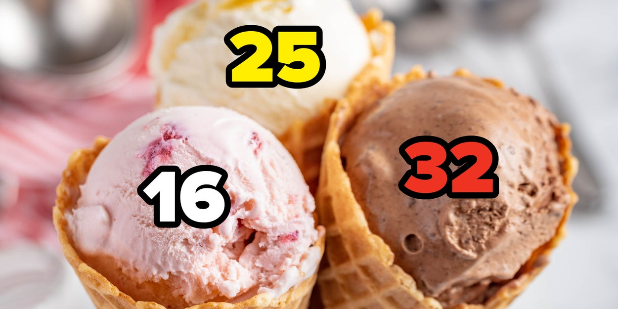 Image of article 'Create Your Own Ice Cream Flavor And We'll Guess Your Exact Age'