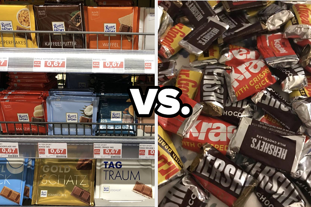 I Just Learned Why European Chocolate Tastes So Different Than American Chocolate