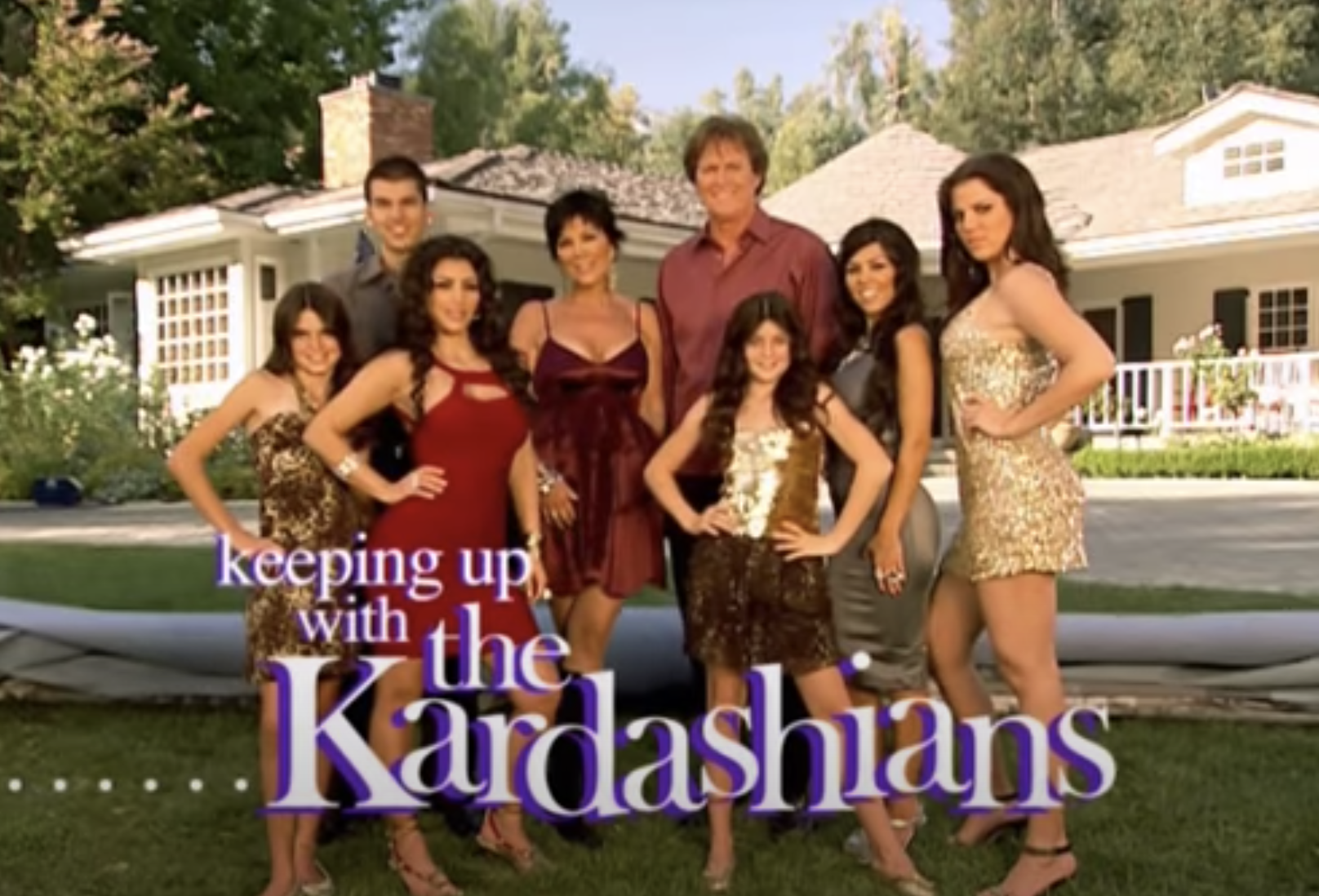 Opening from Season 1 of Keeping Up with the Kardashians