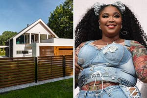 House and Lizzo.