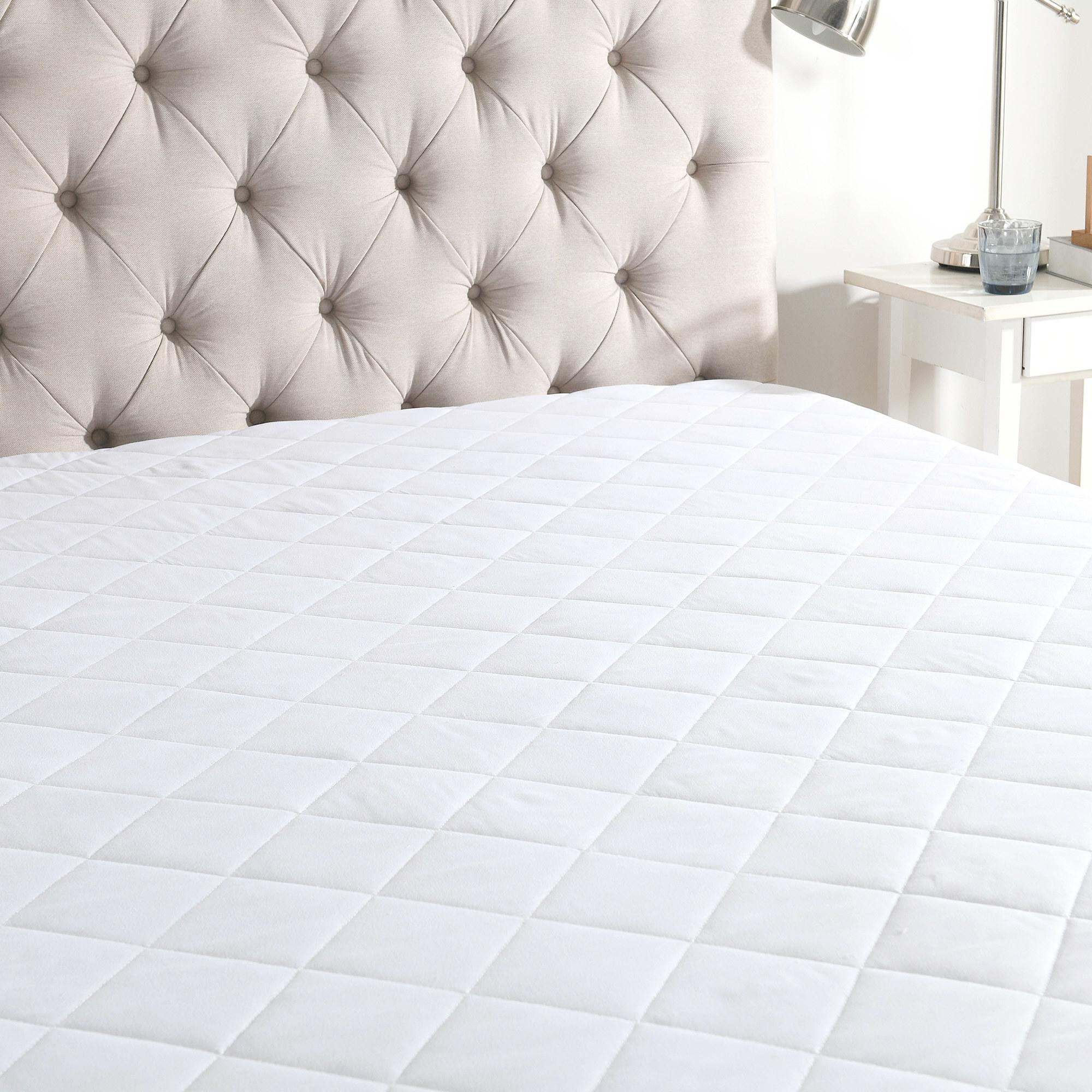 The mattress pad