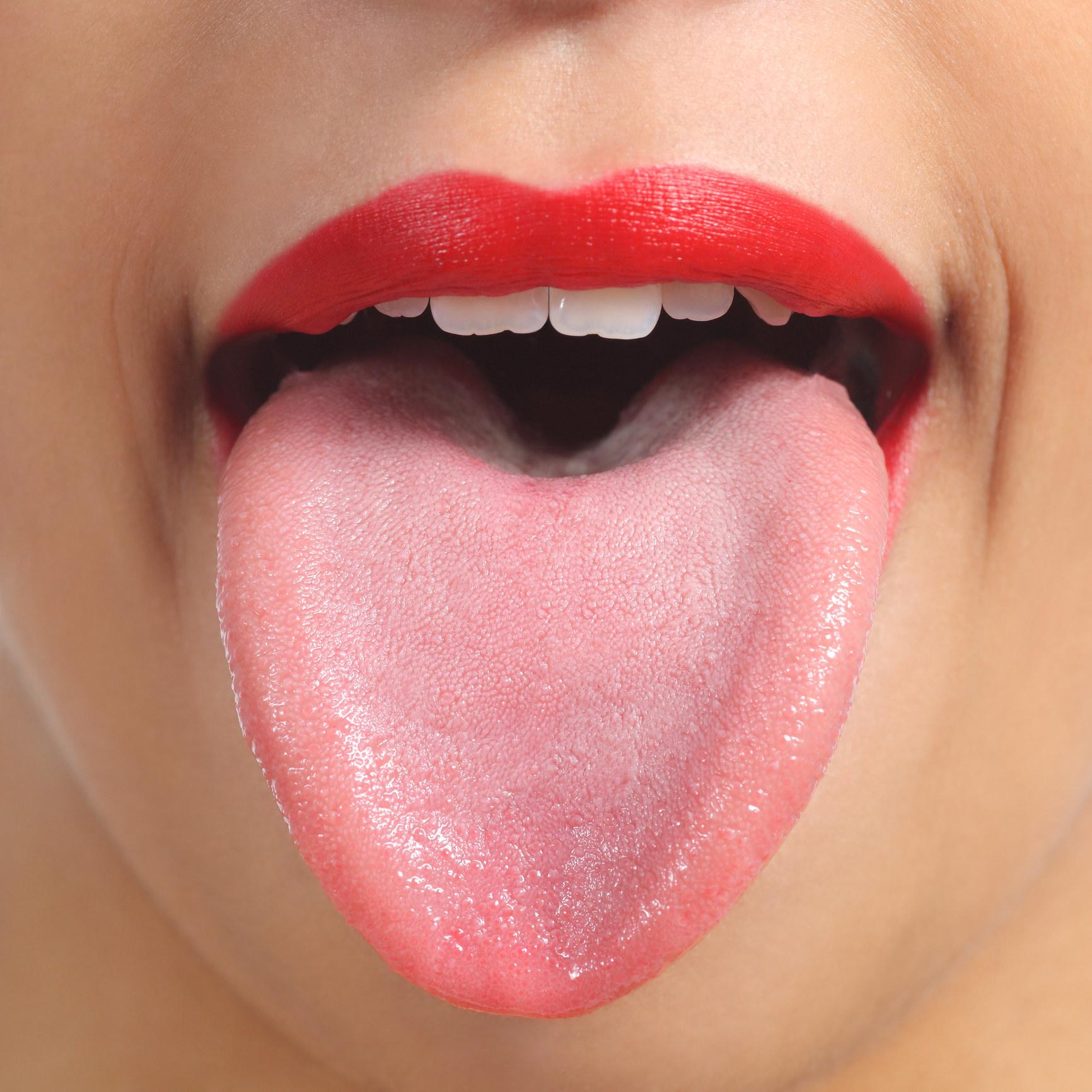 A tongue